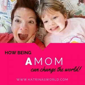 BeingAMomCanChangeWorld