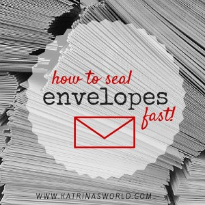 HowToSealEnvelopes